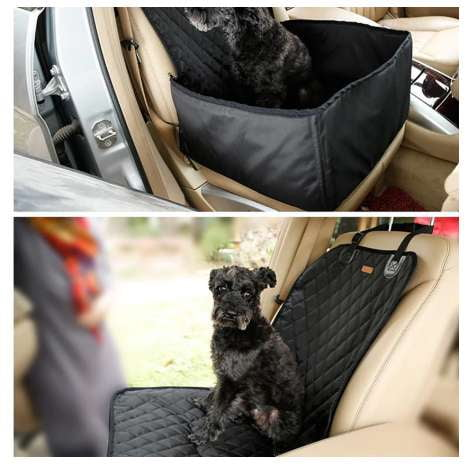 It's a Dog Car Booster Seat and Car Seat Cover as well