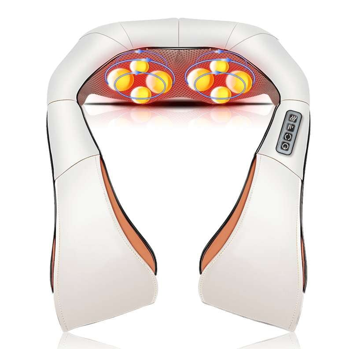 Neck and Back Massager for Tightness, Soreness and Discomfort
