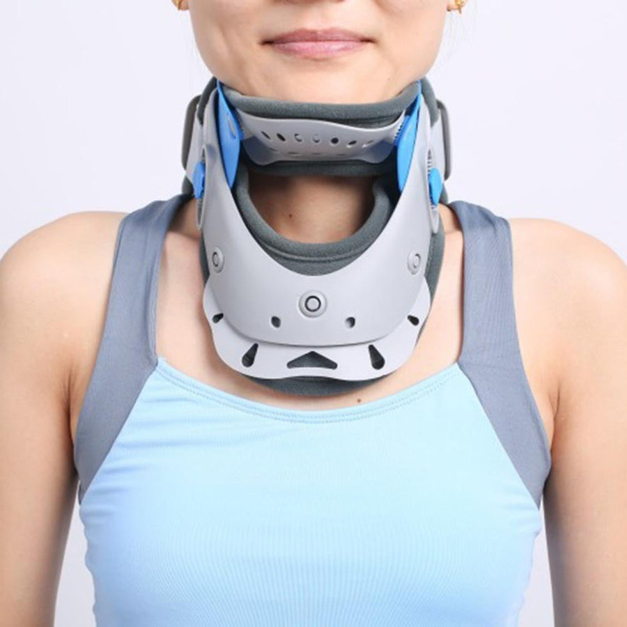 New Neck Cervical Traction Stretcher Device