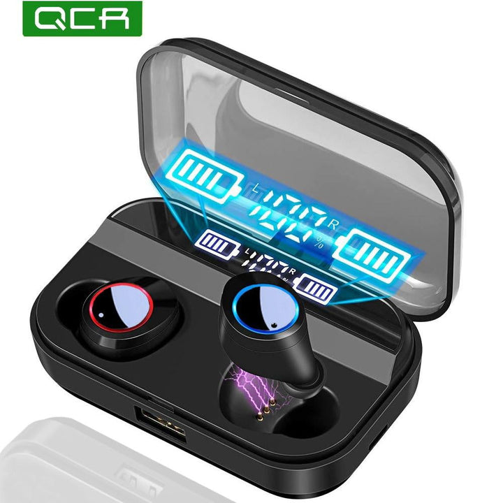 Superior Sound Wireless Waterproof Bluetooth Earbuds