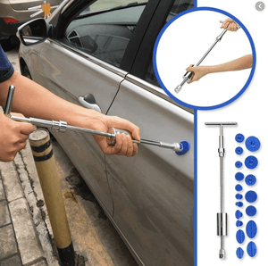 Car Dent Puller - do it yourself and save money!