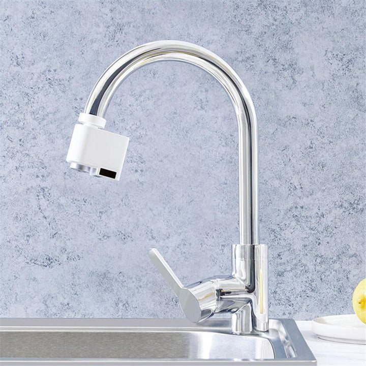 Smart Touchless Automatic Faucet Sensor for Kitchen and Bathroom