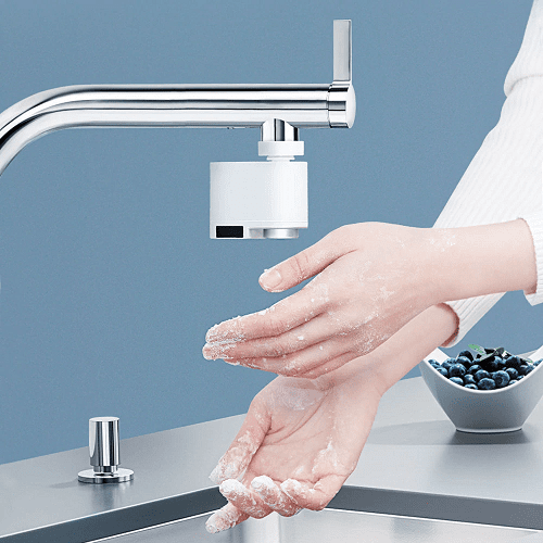 Water Faucet Sensor - Save Water - Easy Installation