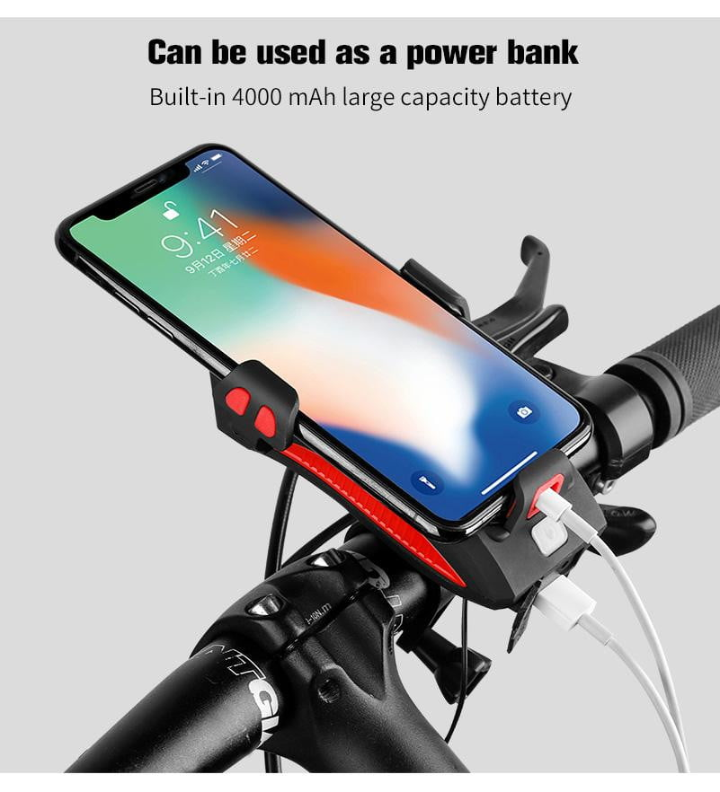cell phone bike mount
