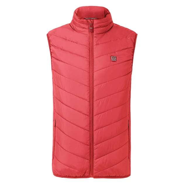 FireVest - Lightweight Rechargeable Heated Vest for the Harshest Winter