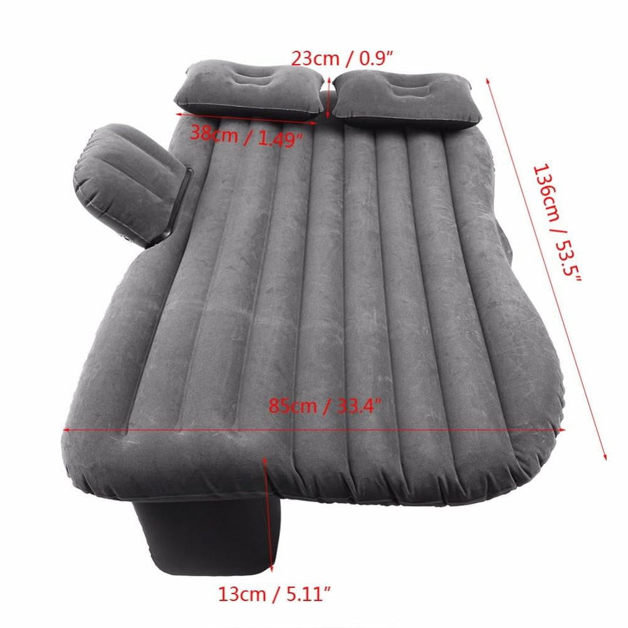 Inflatable Back Seat Car Mattress Bed