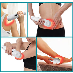 Low Level Cold Laser Therapy for Relief of Body Aches