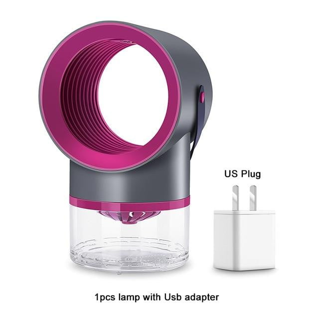Electric Mosquito Zapper Killer 5W USB Rechargeable