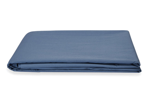 Denim Blue Flat Sheet