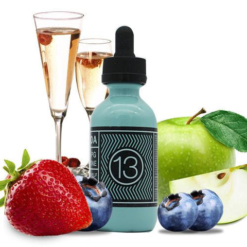 Bermuda E Juice - 13th Floor Elevapors