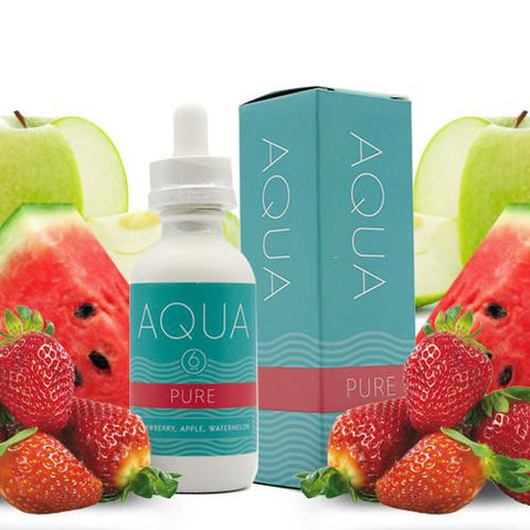 Pure E Juice - Aqua Eliquid