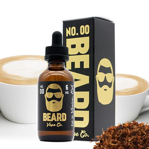 Beard Vape Co # 00 - Beard E Juice