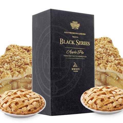 Apple Pie - Kilo Black Series E Liquid