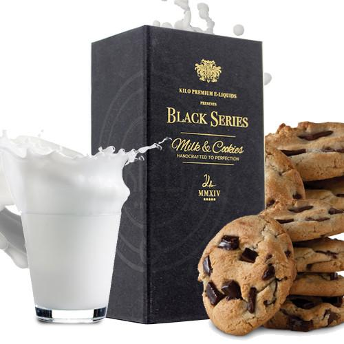 Milk & Cookies - Kilo Black Series E Liquid