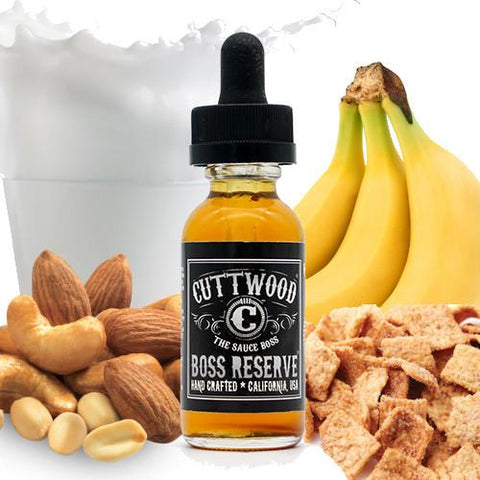 Boss Reserve - Cuttwood E Juice
