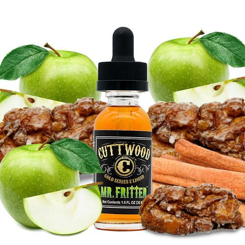 Mr. Fritter - Cuttwood E Juice