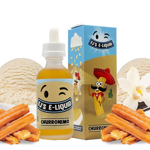 Churronimo - FJ's E-Liquid
