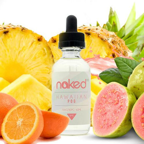 Hawaiian Pog E Juice - Naked 100