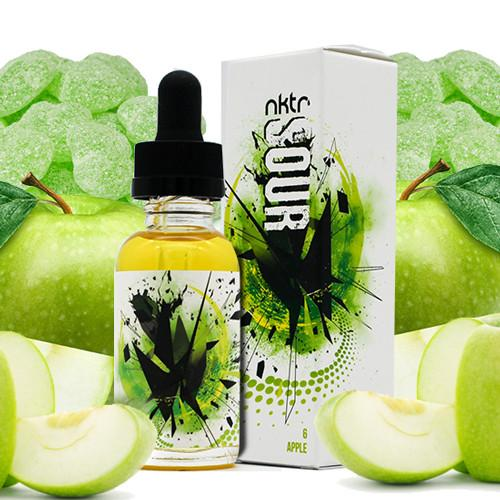 Apple - NKTR Sour E Juice