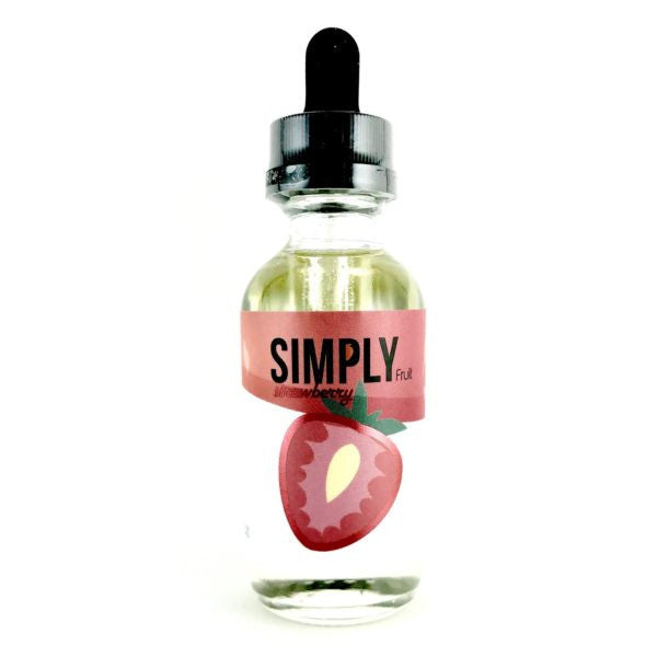 Strawberry - SIMPLY FRUIT