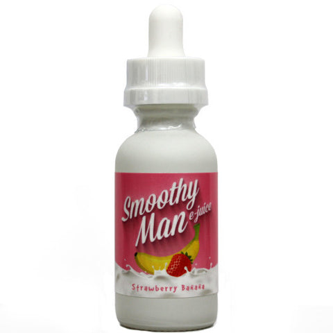 Strawberry Banana - SMOOTHY MAN