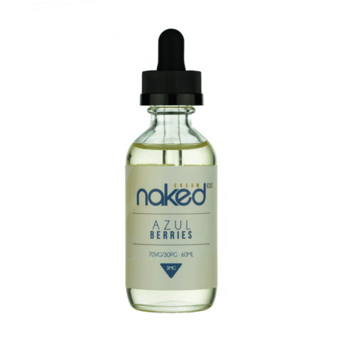 Azul Berries E Juice - Naked 100 Cream