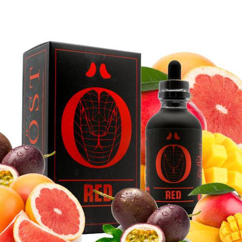 GOST Red - GOST Eliquid