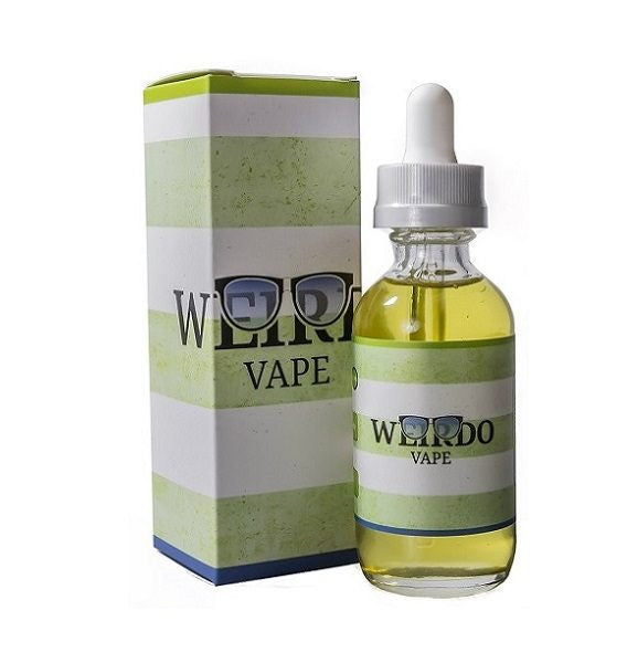 Creamy Tropical Candy - WEIRDO VAPE