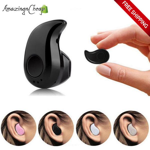 Bluetooth Earphone Mini Wireless  Hands free Headphone  Earbuds Headset Phone
