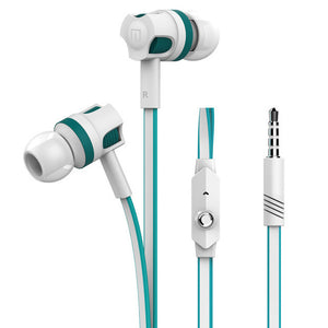 Original Brand Earbuds JM26 Headphone Noise Isolating in ear Earphone Headset with Mic for Mobile phone Universal