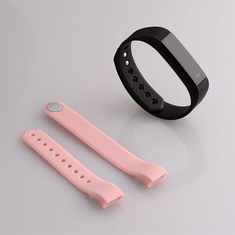 Image of ID115 Smart Bracelet Fitness Tracker Step Counter Activity Monitor Band Alarm Clock Vibration Wristband for iphone Android phone