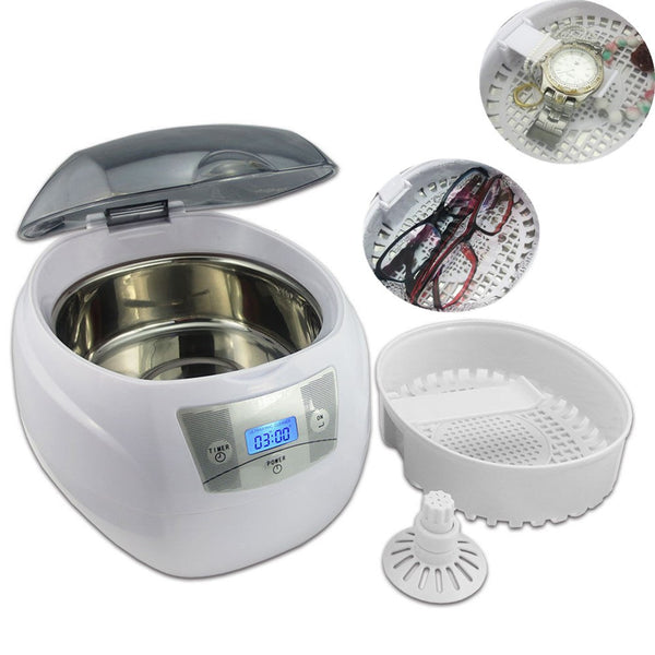Ultrasonic Cleaner Jewelry Watch Glasses Ultrasonic Cleaning Tool