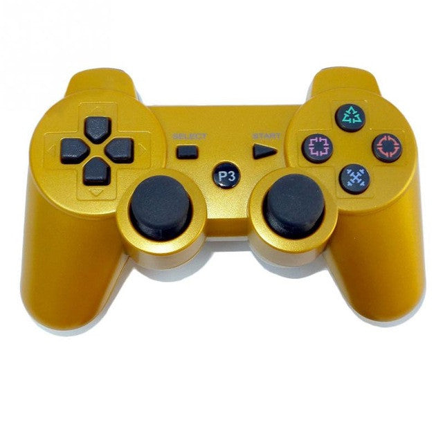 For Playstation 3, 2.4GHz Wireless Bluetooth Game Controller SIXAXIS Controle Joystick