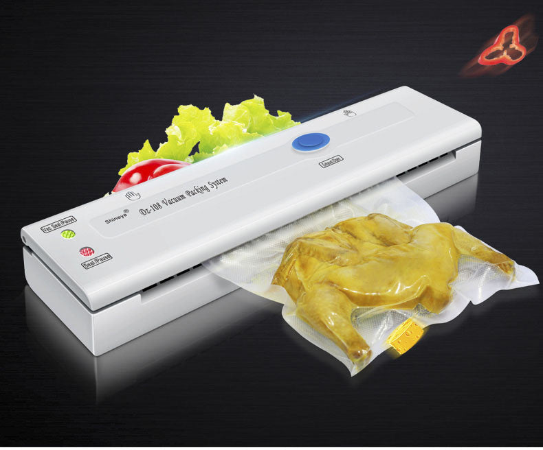New Household Food Vacuum Sealer Packaging Machine