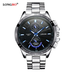 Waterproof Quartz Watch Luxury Wristwatches Mens Watches 8833