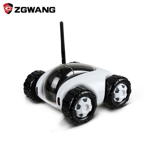 ZGWANG 720PHD Wifi Car Camera Wireless RC Car CCTV Camera Infrared IP Camera Night Version IP Cam WI-FI Remote Control Toy Gift