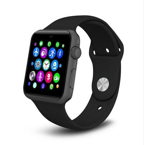 Image of Hot Smart Watch IWO 1:1 Bluetooth Call Reminder MTK2502C Passometer MP3 Player Smart Watch 1:1For iPhone IOS&Android PK iwatch