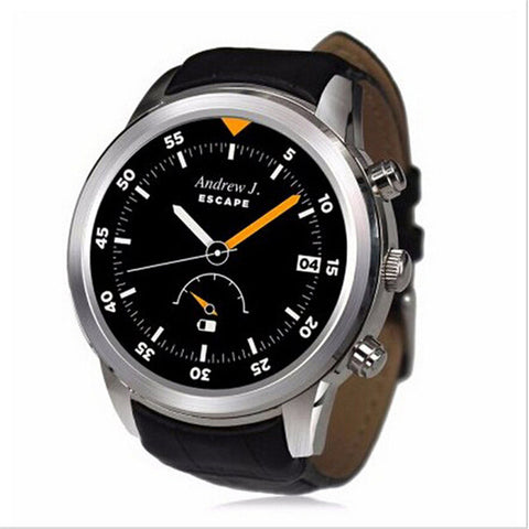 Image of New Arrival X5 plus Original  3G Smart Watch with Android 5.1, WCDMA WiFi Bluetooth SmartWatch phone GPS  PK K18 iwatch/KW88/X3