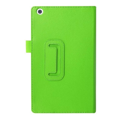 Image of New Tab3 8 Protective Bag Flip PU Leather Book case For Lenovo Tab 3 8 8.0 inch TB3-850F / TB3-850M Tablet PC Litchi Stand Cover