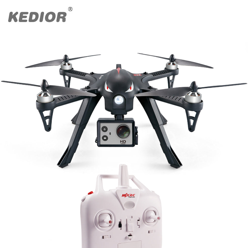 Bugs 3 Brushless RC Helicopter 80KM/H Remote Control Professional Drone can Add 4k Gopro Camera