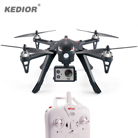 Image of Bugs 3 Brushless RC Helicopter 80KM/H Remote Control Professional Drone can Add 4k Gopro Camera