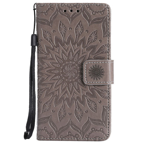 Image of Flip PU Leather + Wallet Cover Case For Samsung Galaxy A3 A5 J1 J2 J3 J5 J7 2016 2017 A320 A520 S3 S4 S5 S6 S8 Grand Prime Case