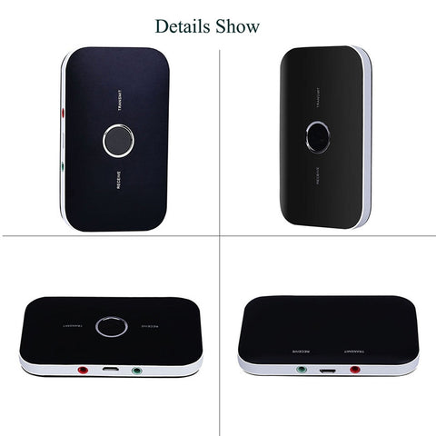 Image of 2 In 1 Wireless Bluetooth4.0 Transmitter + Receiver A2DP Stereo Audio Music Adapter