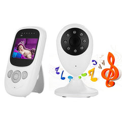 2.4 inch Audio Video Baby Monitor Wireless Digital Camera Night Vision Safety Viewer