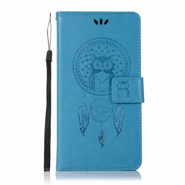 Leather Wallet Case For Xiaomi Redmi Note 4 Case Flip Cover For Xiaomi Redmi Note 5A Phone Case Xiaomi Redmi 4 4X 4A 5A Cases