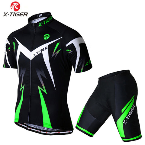 Image of Ropa Ciclismo Conjunto para Hombre Cycling Jersey Set
