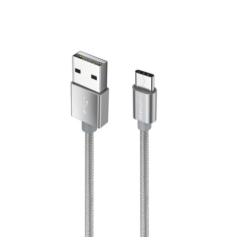 Image of Suntaiho USB C for samsung galaxy s9 Cable type c for Samsung s9 s8 One plus 5t XiaoMi mi6 mi5 1M 2M 3M Fast Charging Data Cable