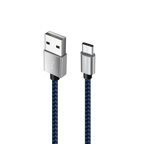 Suntaiho USB C for samsung galaxy s9 Cable type c for Samsung s9 s8 One plus 5t XiaoMi mi6 mi5 1M 2M 3M Fast Charging Data Cable