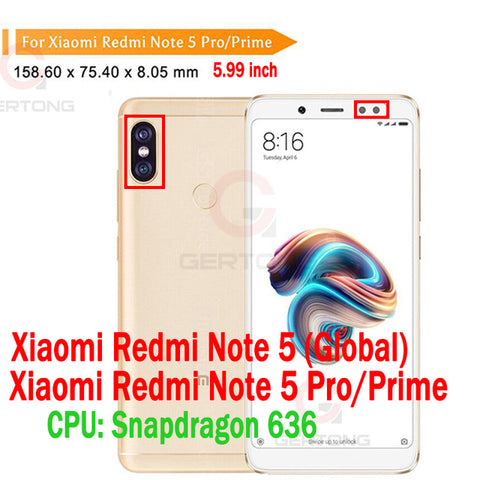 Image of Full Cover Tempered Glass For Xiaomi Redmi 4X 5 Plus 4A 5A Redmi Note 5 Pro 4X Note 4 5A Prime Screen Protector Toughened Film