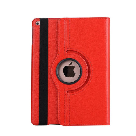 Image of 360 Degree Rotating Case For Apple New iPad 9.7 Tablet A1822 A1893 Stand Shell+Stylus+film